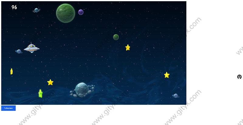[小游戏/原创]收集星星