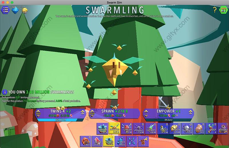 [Steam/英文]模拟虫群(Swarm Simulator)